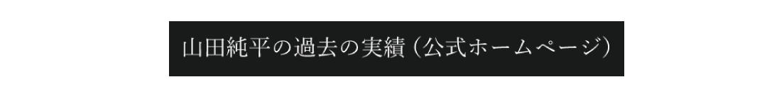 山田純平の過去の実績(公式ホームページ)